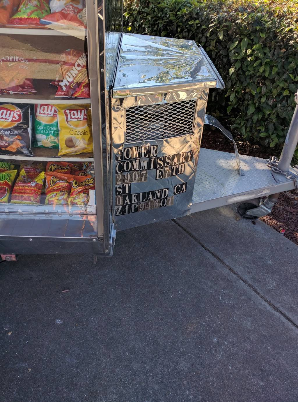 Ariana Hot Dog | restaurant | 4001-4029 Hollis St, Emeryville, CA 94608, USA