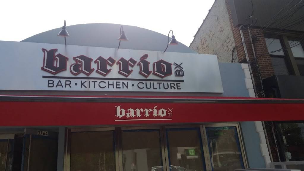 Barrio BX | restaurant | 3764 E Tremont Ave, The Bronx, NY 10465, USA