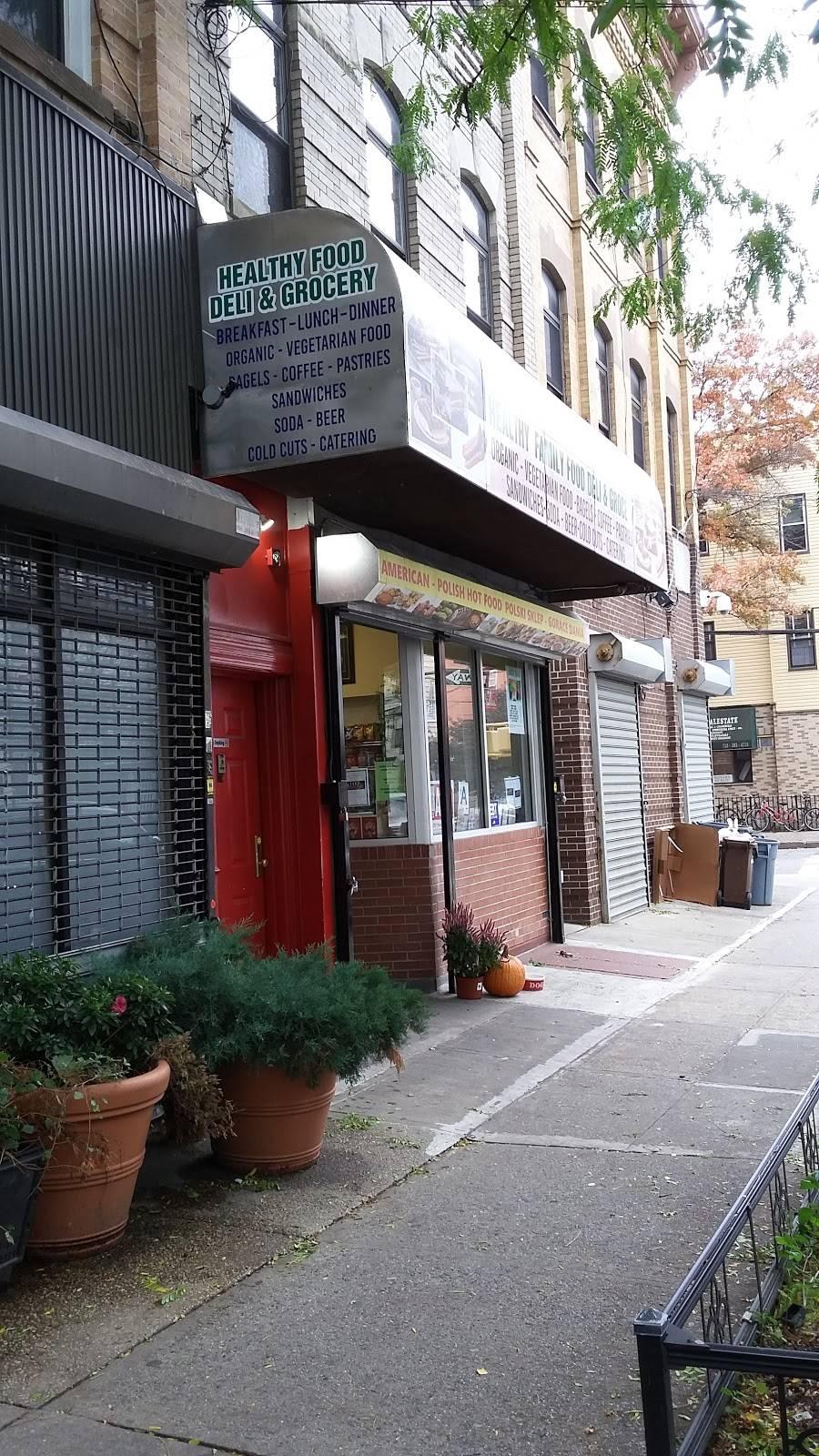Healthy Family Food & Deli   restaurant   59-37 Driggs Ave, Brooklyn, NY 11222, USA
