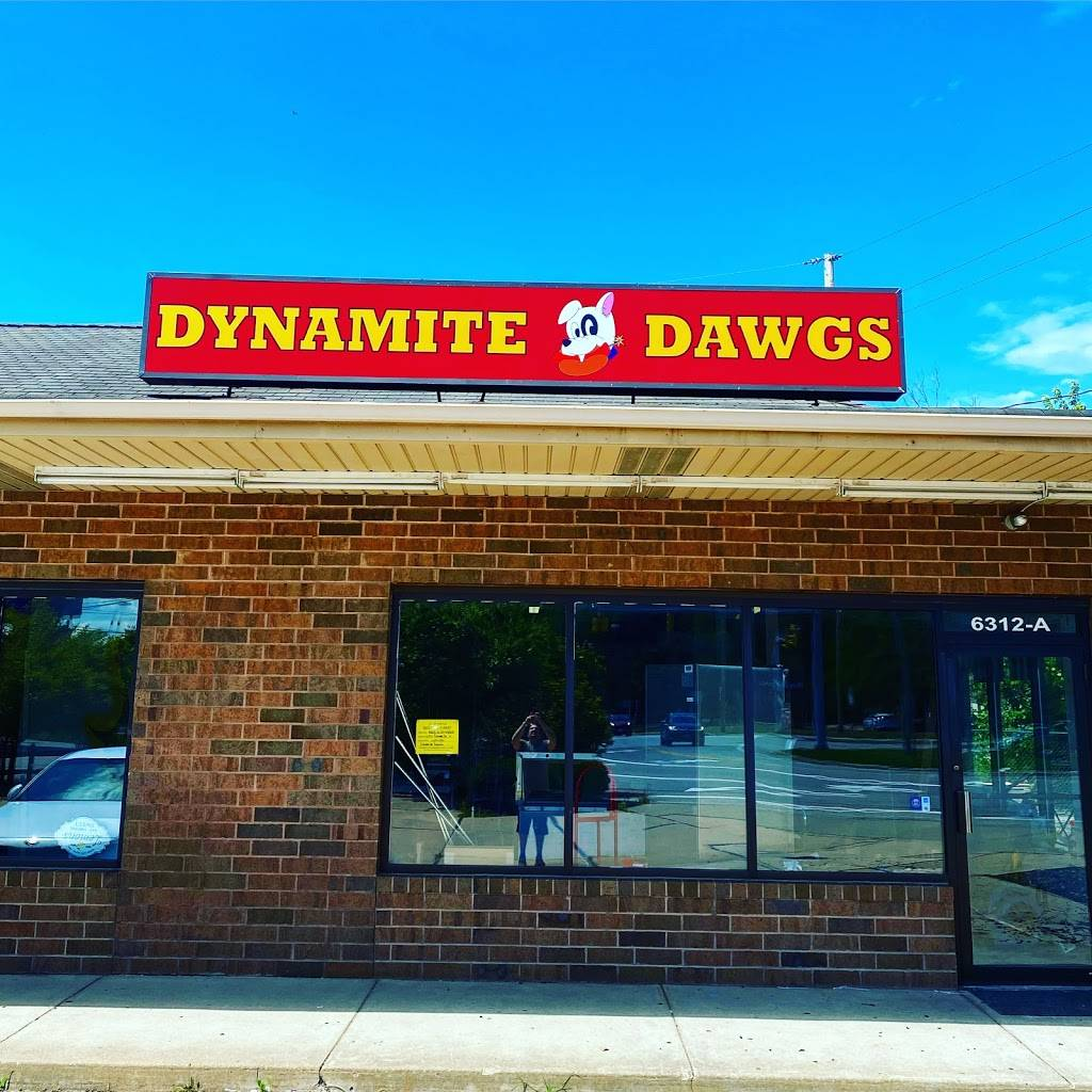 Dynamite Dawgs   restaurant   6312 Center St suite A, Mentor, OH 44060, USA   4402900286 OR +1 440-290-0286