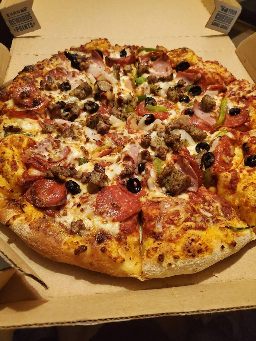 Dominos Pizza | meal delivery | 314 Farr Rd, Columbus, GA 31907, USA | 7066897676 OR +1 706-689-7676