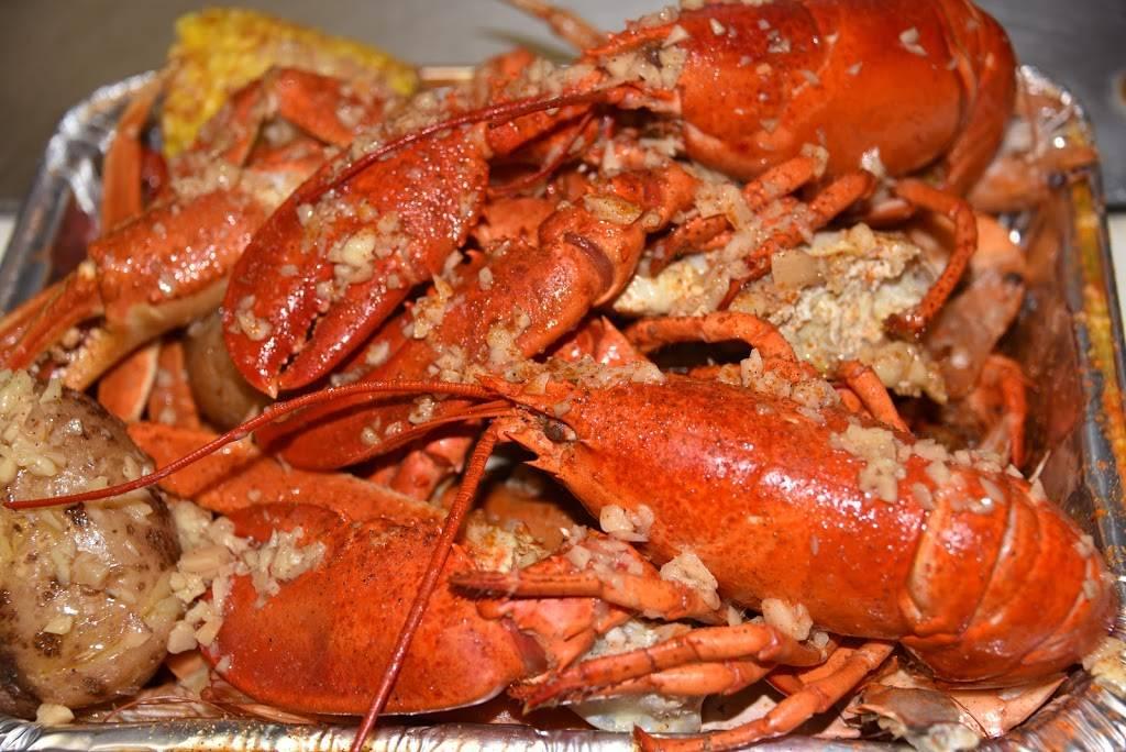 Live Crawfish & Seafood - Restaurant | 6168 Arlington Blvd