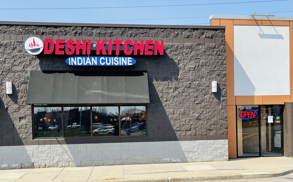 Deshi kitchen Indian cuisine | restaurant | 43095 Hayes Rd, Sterling Heights, MI 48313, USA | 5865661006 OR +1 586-566-1006