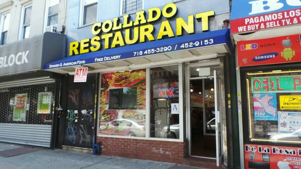 Collado | restaurant | 1310 Broadway, Brooklyn, NY 11221, USA | 7184553290 OR +1 718-455-3290