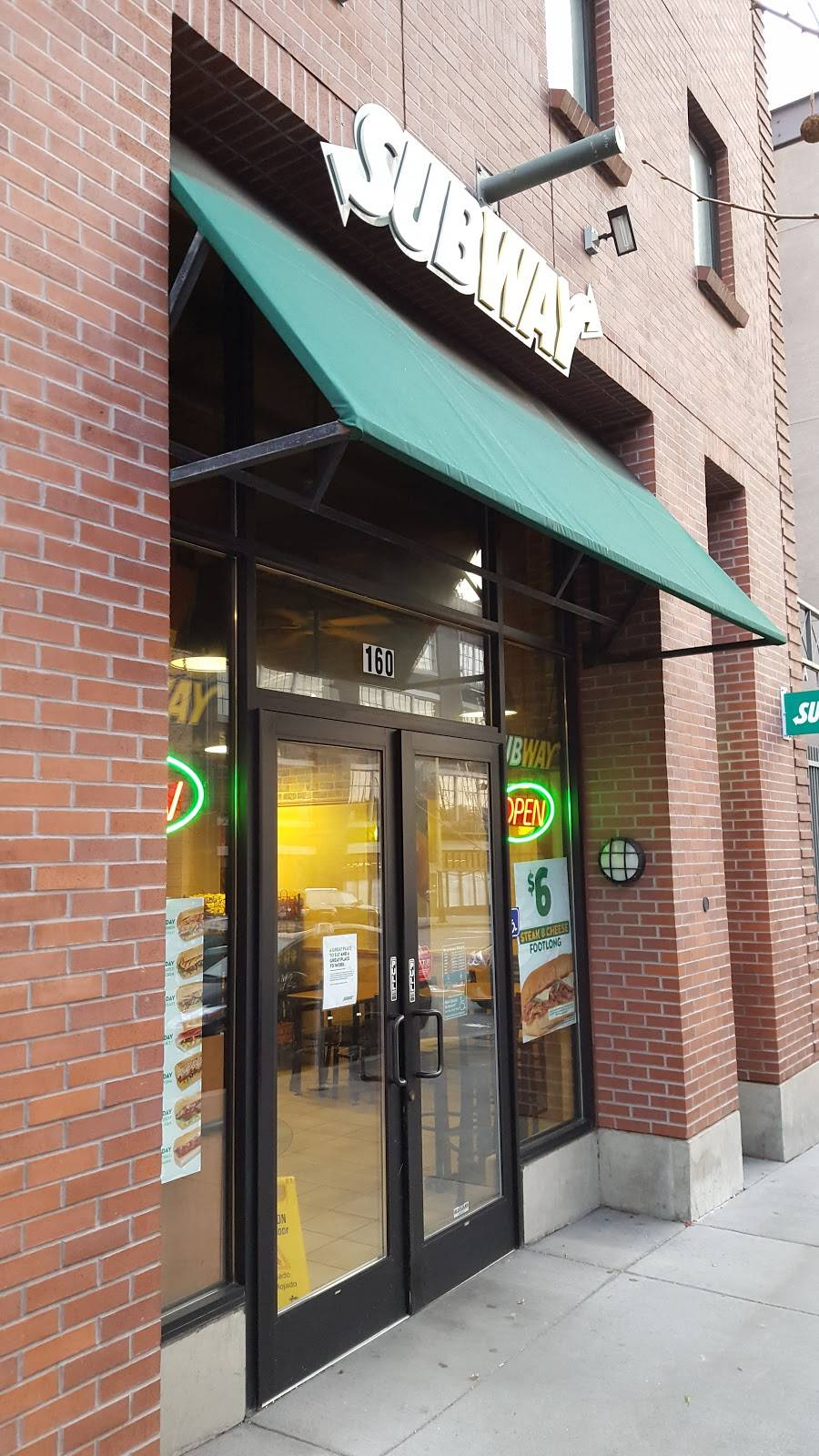 Subway Restaurants   restaurant   160 Broadway, San Francisco, CA 94111, USA   4153861913 OR +1 415-386-1913