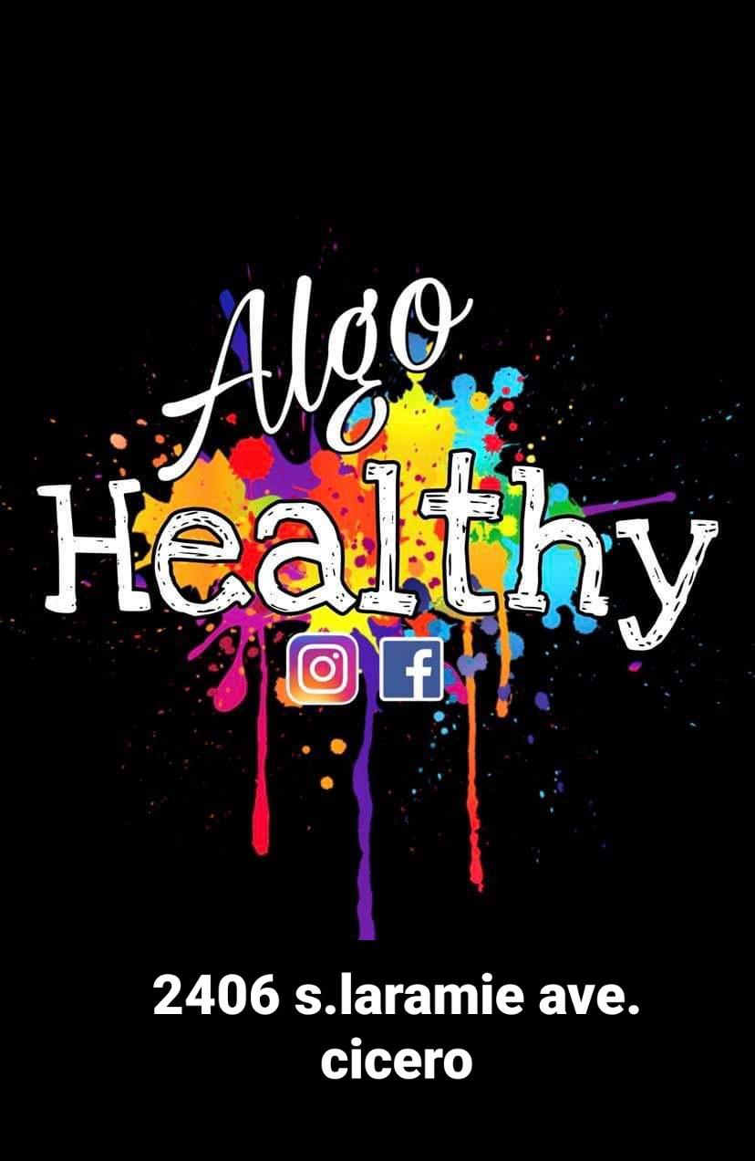 Algo Healthy | restaurant | 2406 S Laramie Ave, Cicero, IL 60804, USA | 6304337759 OR +1 630-433-7759
