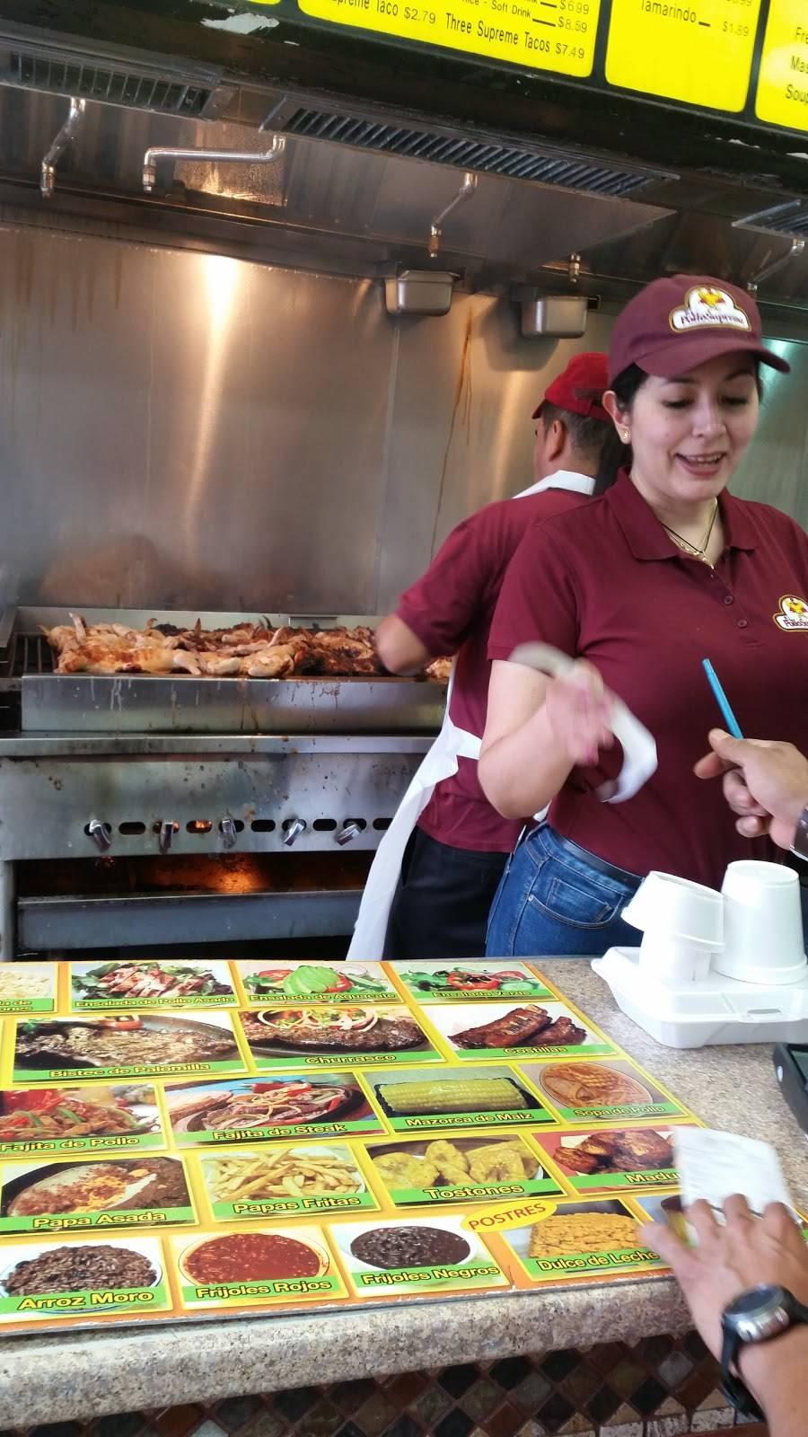 El Pollo Supremo | restaurant | 4209 Bergenline Ave, Union City, NJ 07087, USA | 2018655306 OR +1 201-865-5306