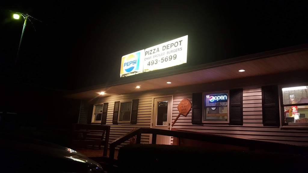 Pizza Depot | restaurant | 130 N Main St, Silver Springs, NY 14550, USA | 5854935699 OR +1 585-493-5699