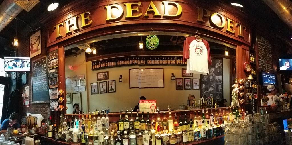 The Dead Poet | restaurant | 450 Amsterdam Ave 2, New York, NY 10024, USA | 2125955670 OR +1 212-595-5670