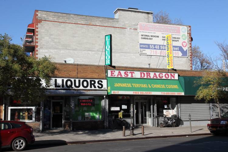 East Dragon | restaurant | 9517 57th Ave, Queens, NY 11373, USA | 7186990888 OR +1 718-699-0888