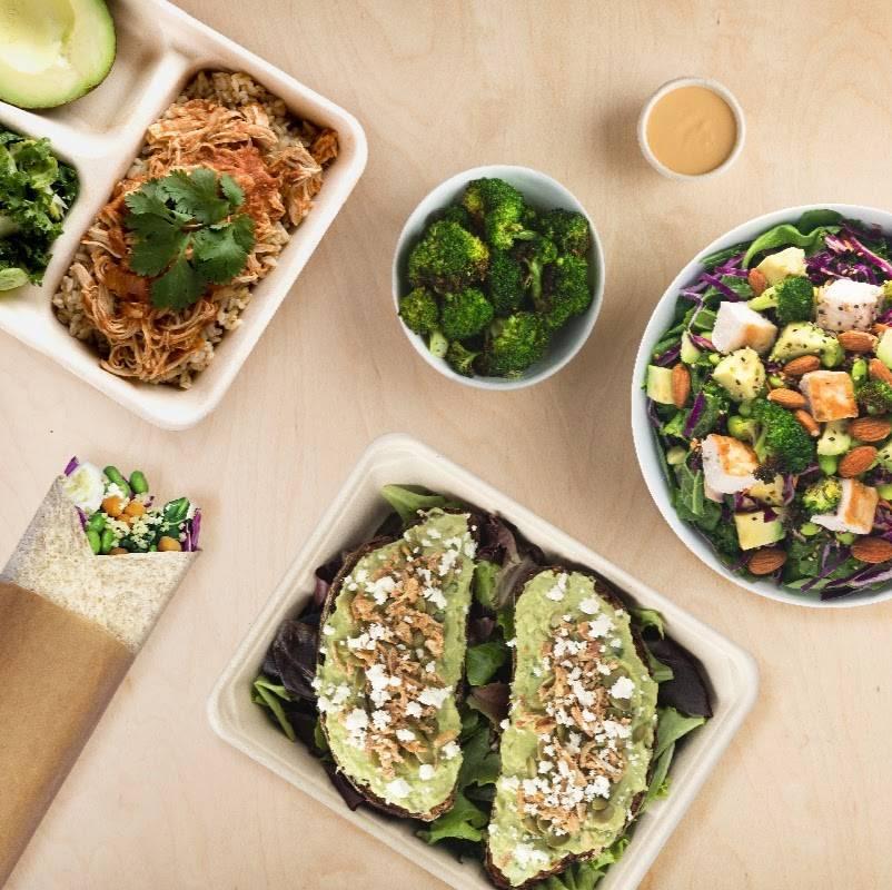 Just Salad | restaurant | 2056 Broadway, New York, NY 10023, USA | 2122441111 OR +1 212-244-1111
