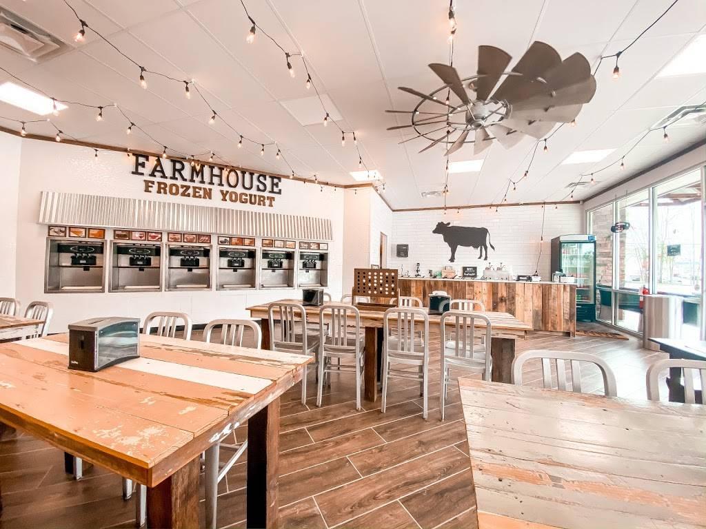 Farmhouse Frozen Yogurt | restaurant | 1102 S John Redditt Dr, Lufkin, TX 75904, USA | 9362382595 OR +1 936-238-2595
