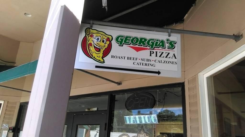 Georgias Pizza | restaurant | 28 Norman Street Rte 114, Salem, MA 01970, USA | 9787402800 OR +1 978-740-2800