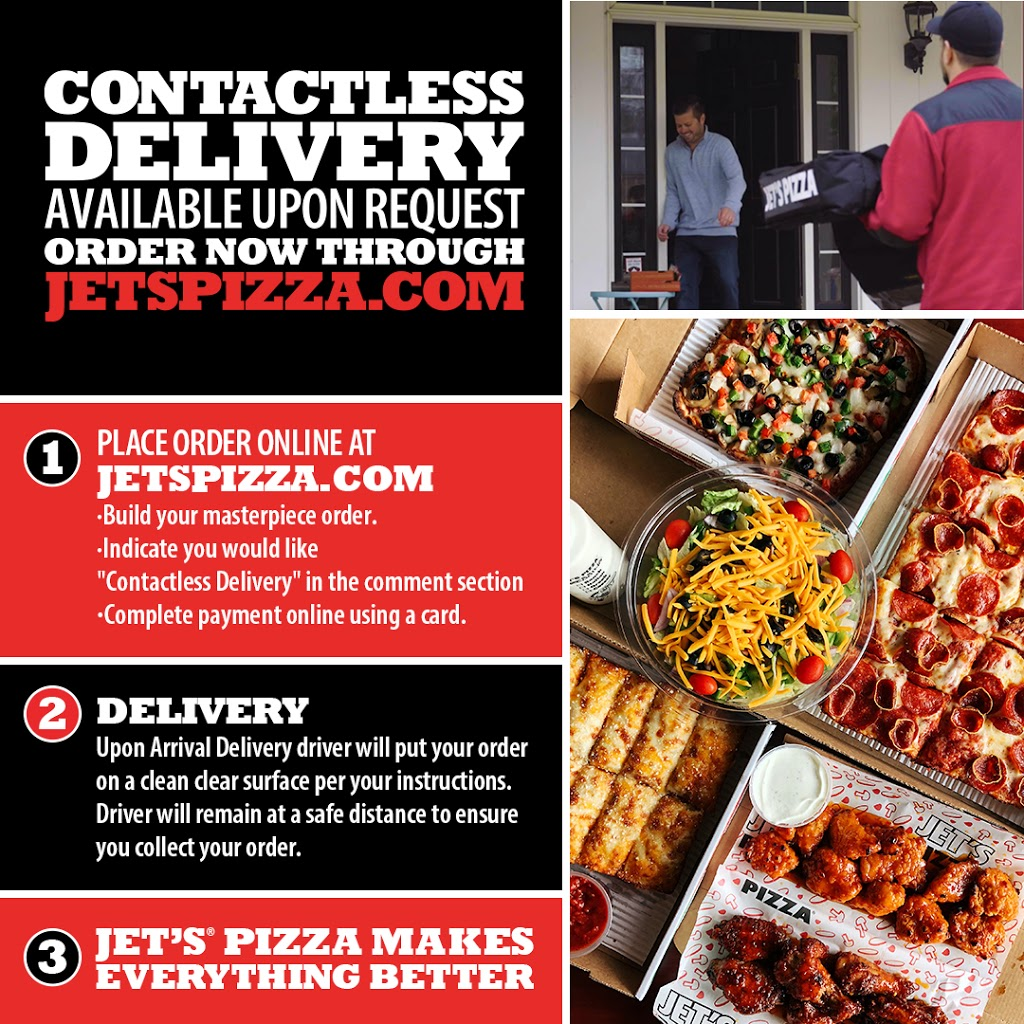 Jets Pizza | meal delivery | 1560, 7154 W 127th St, Palos Heights, IL 60463, USA | 7088275750 OR +1 708-827-5750