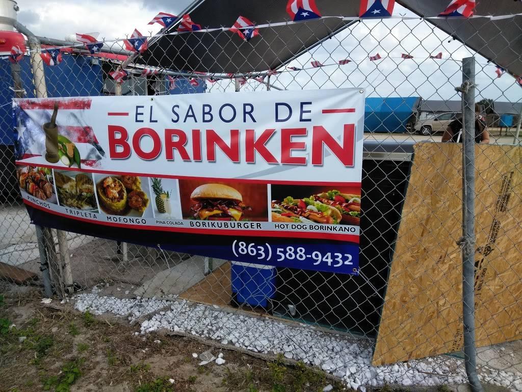 El Sabor Del Borinquen Puerto Riquen food | restaurant | Haines City, FL 33844, USA | 8635889432 OR +1 863-588-9432