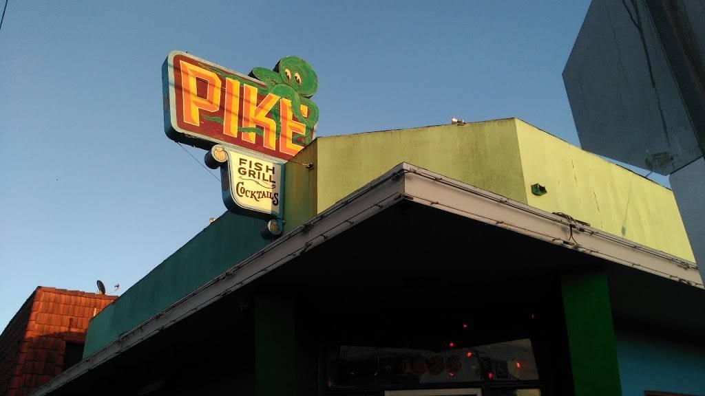 Pike Restaurant & Bar   restaurant   1836 E 4th St, Long Beach, CA 90802, USA   5624374453 OR +1 562-437-4453