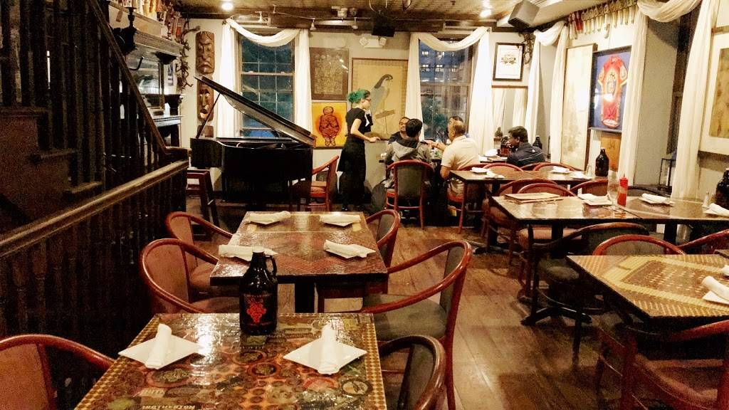 Iron Monkey | restaurant | 99 Greene St, Jersey City, NJ 07302, USA | 2014355756 OR +1 201-435-5756