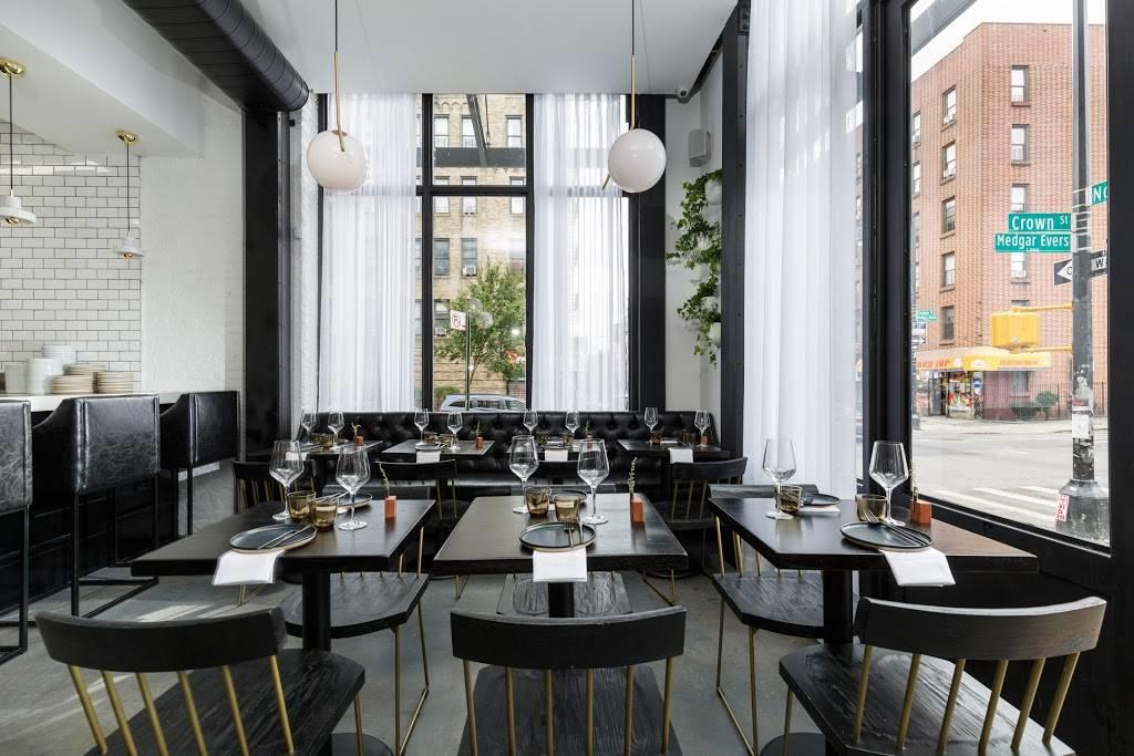ALENBI   restaurant   887 Nostrand Ave, Brooklyn, NY 11225, USA   3475293739 OR +1 347-529-3739