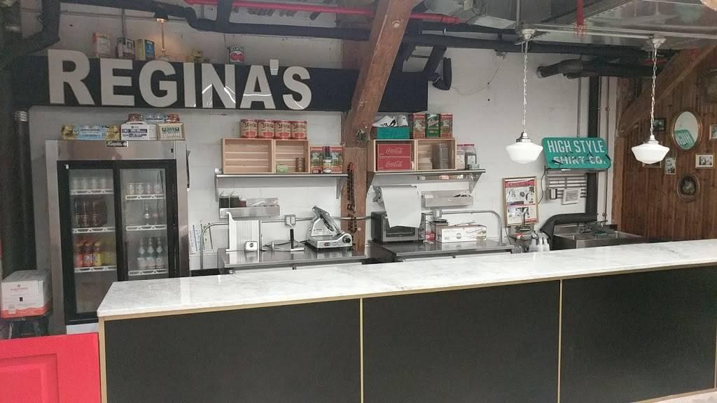 Reginas Grocery   restaurant   103 N 3rd St, Brooklyn, NY 11211, USA   9172615792 OR +1 917-261-5792