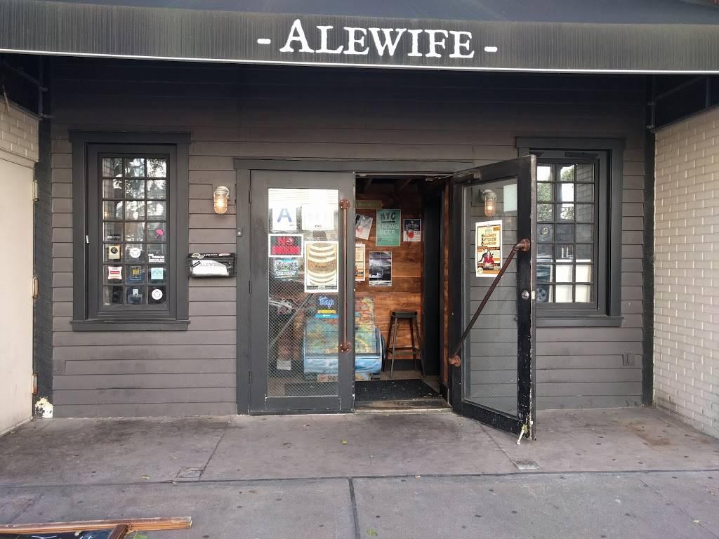Alewife - The Brewpub | restaurant | 5-14 51st Ave, Long Island City, NY 11101, USA | 7189377494 OR +1 718-937-7494