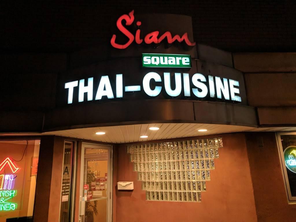 Siam Square   restaurant   564 Kappock St, Bronx, NY 10463, USA   7184328200 OR +1 718-432-8200