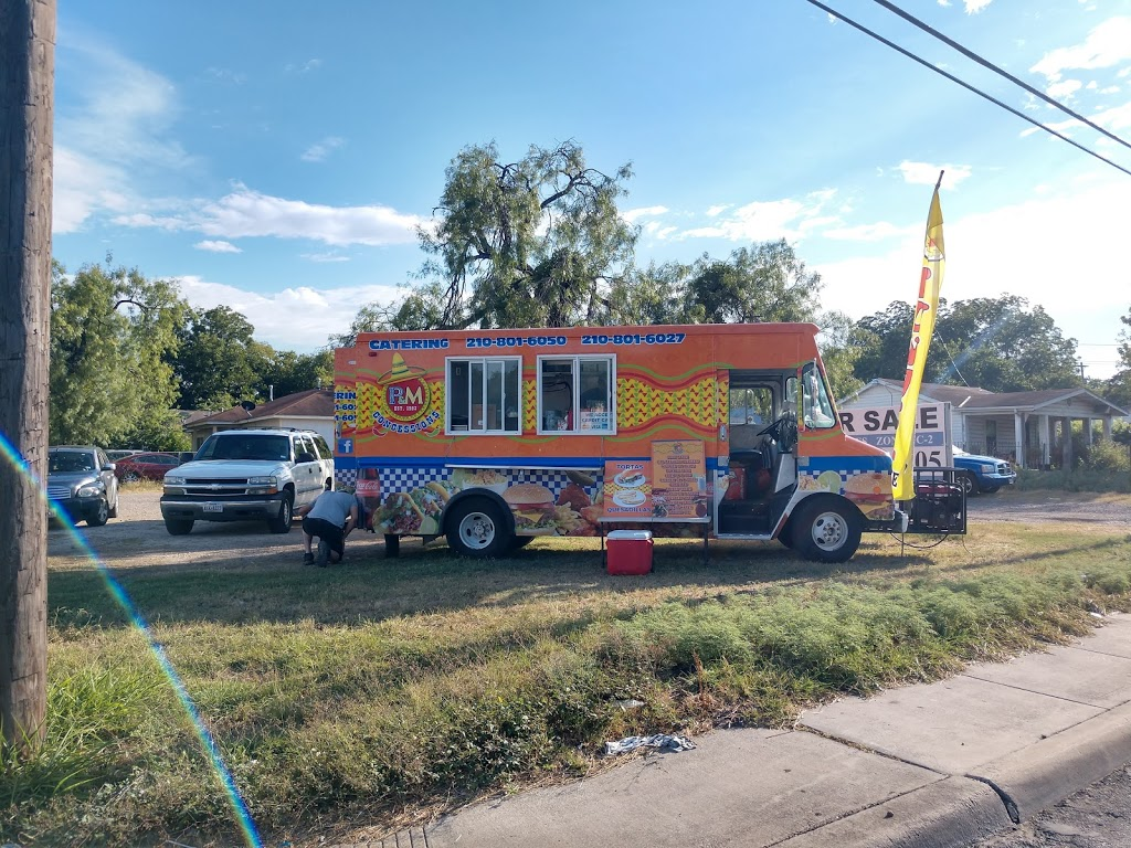 P&M Concessions Food Truck   restaurant   3322 Culebra Rd, San Antonio, TX 78228, USA