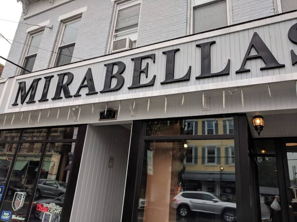 Mirabellas | restaurant | 123 Partition St, Saugerties, NY 12477, USA | 8452467417 OR +1 845-246-7417