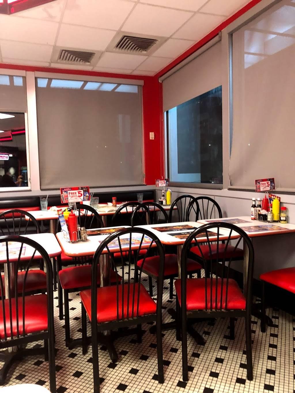 Steak n Shake | restaurant | 18627 US-19, Clearwater, FL 33764, USA | 7275356605 OR +1 727-535-6605