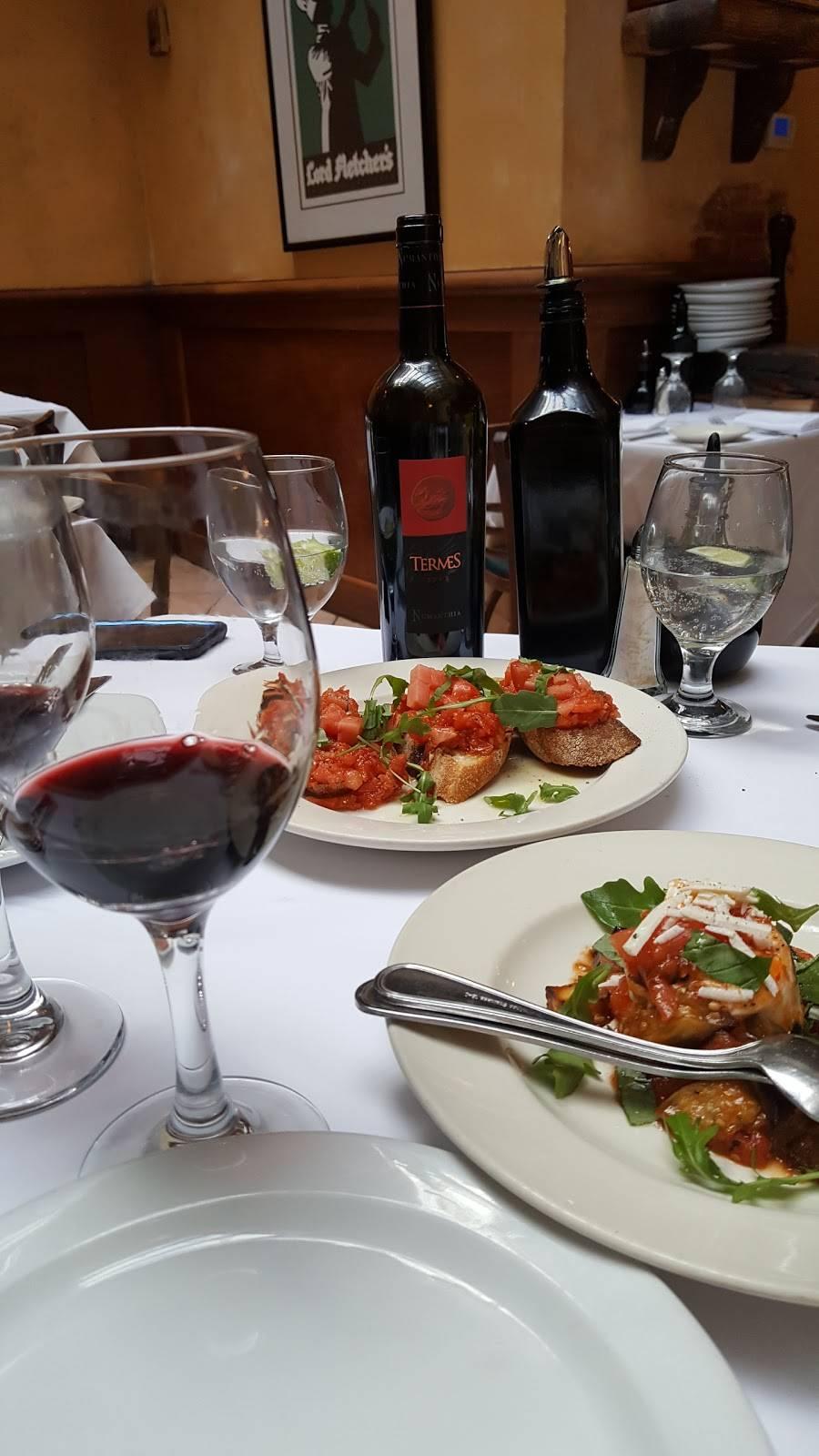 Gigino Trattoria | restaurant | 323 Greenwich St, New York, NY 10013, USA | 2124311112 OR +1 212-431-1112