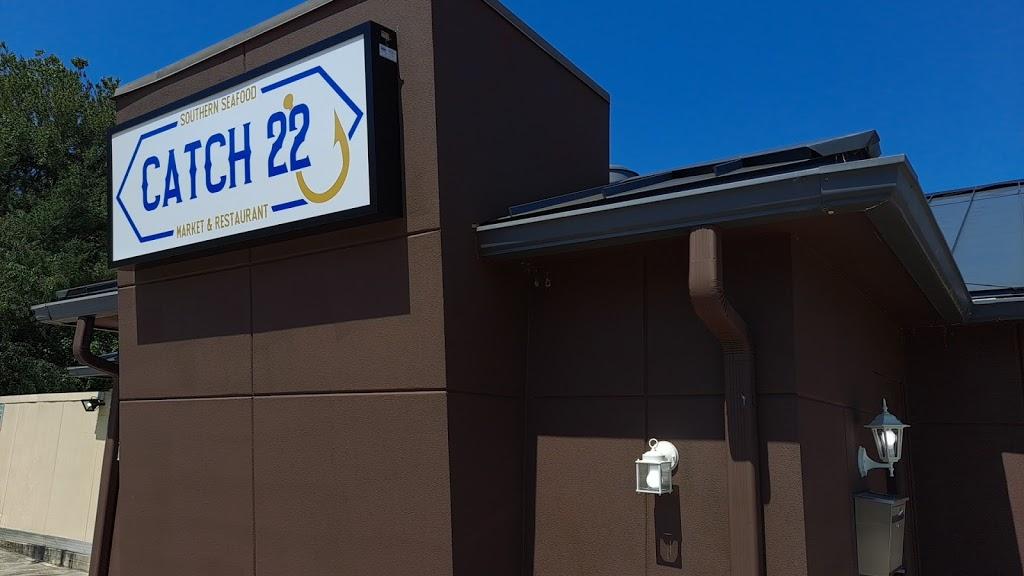 Catch 22 Seafood Market & Restaurant   restaurant   7623 S Osborne Rd, Upper Marlboro, MD 20772, USA   4439144119 OR +1 443-914-4119
