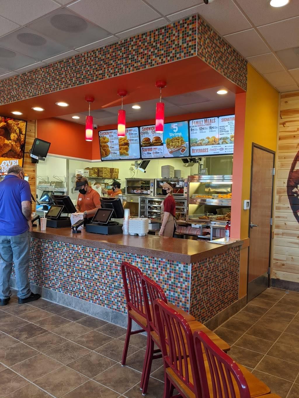 Popeyes Louisiana Kitchen | restaurant | 865 N Hacienda Blvd, La Puente, CA 91744, USA | 6263336116 OR +1 626-333-6116