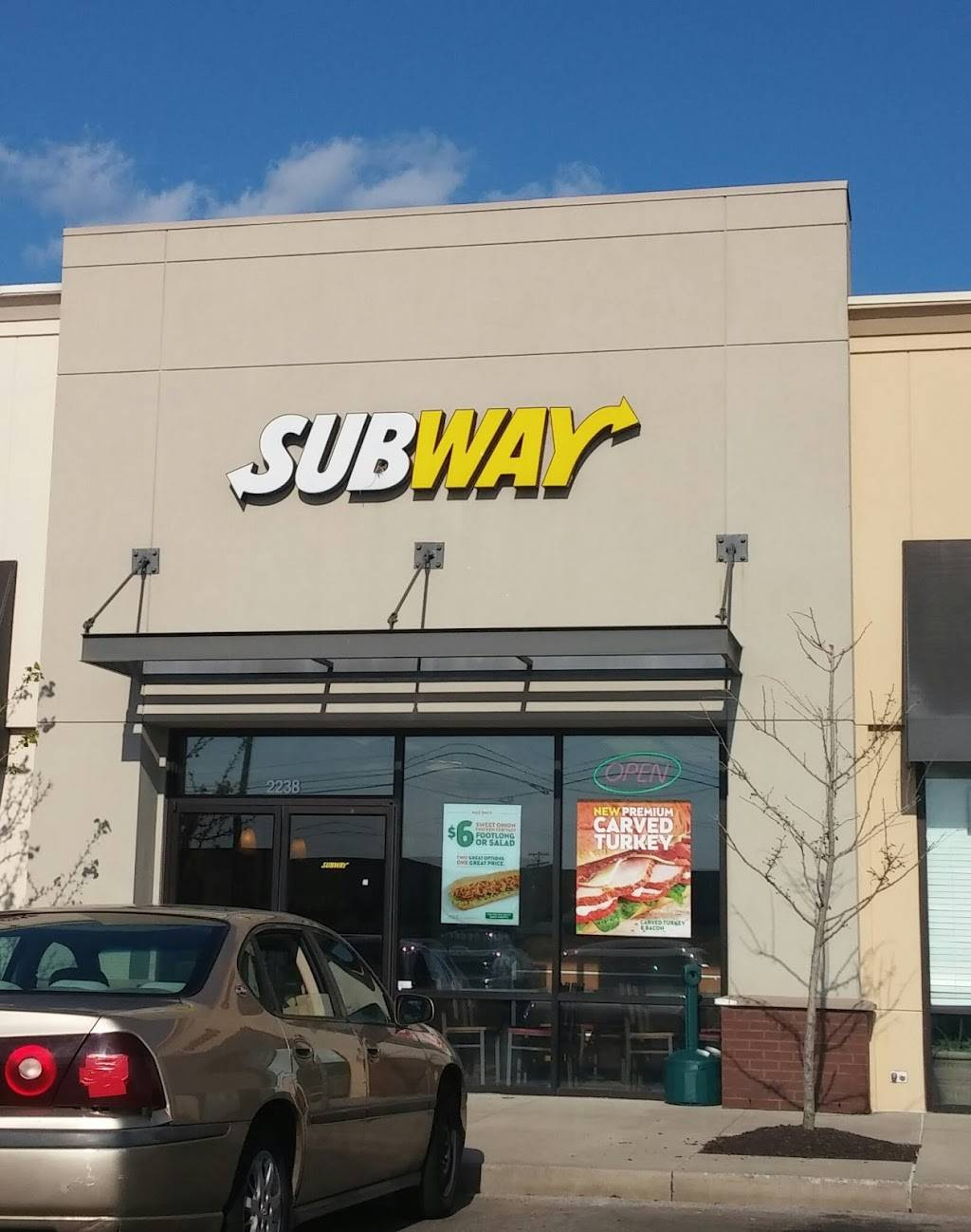Subway | restaurant | 2238 South Smithville Road, Kettering, OH 45420, USA | 9372530321 OR +1 937-253-0321