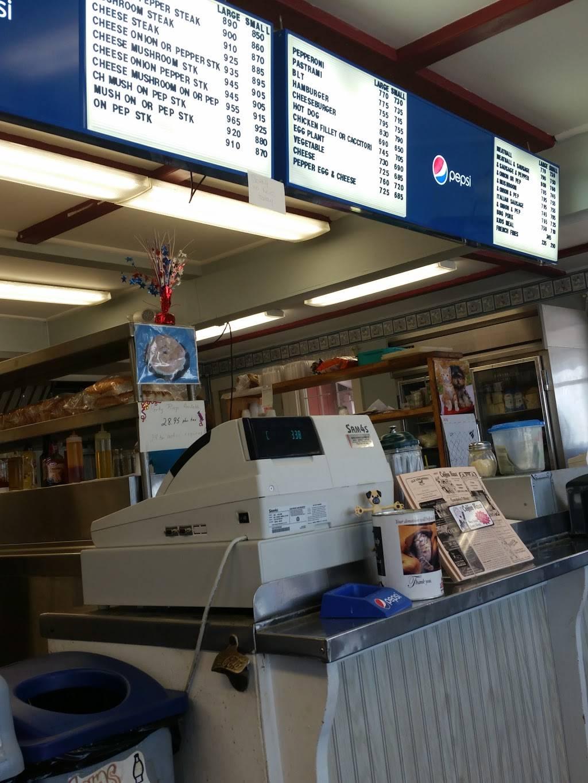 Ellsworth Giant Sub | restaurant | 355 High St, Ellsworth, ME 04605, USA | 2076675585 OR +1 207-667-5585