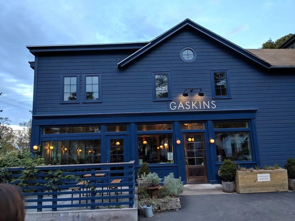 Gaskins | restaurant | 2 Church Ave, Germantown, NY 12526, USA | 5185372107 OR +1 518-537-2107