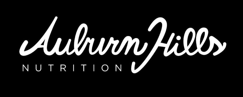 Auburn Hills Nutrition | restaurant | 2675 Lapeer Rd, Auburn Hills, MI 48326, USA | 2489536421 OR +1 248-953-6421