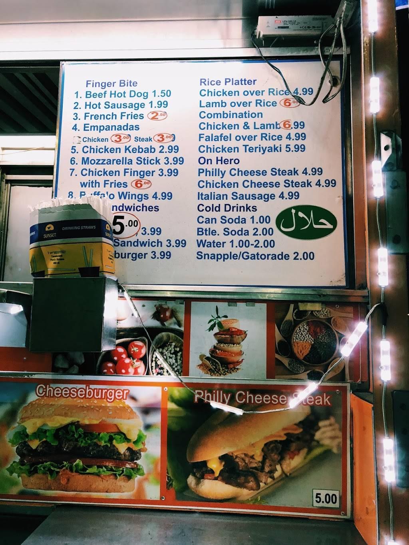 Soho Halal Guy (Food Cart)   restaurant   1-17 W Houston St, New York, NY 10012, USA   5132923420 OR +1 513-292-3420