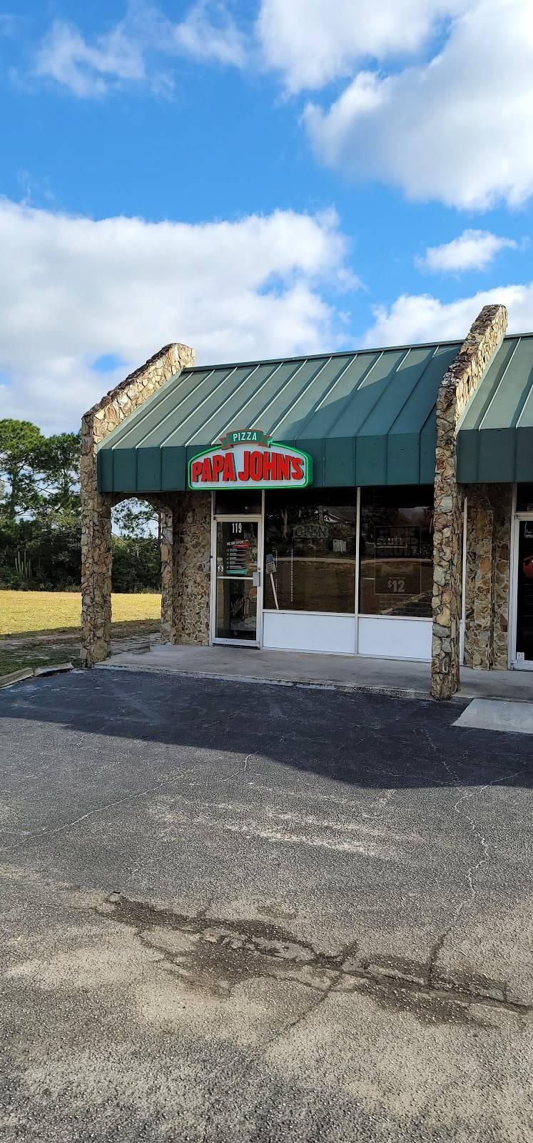 Papa Johns Pizza | restaurant | 119 U.S. 27 South, Lake Placid, FL 33852, USA | 8636594390 OR +1 863-659-4390