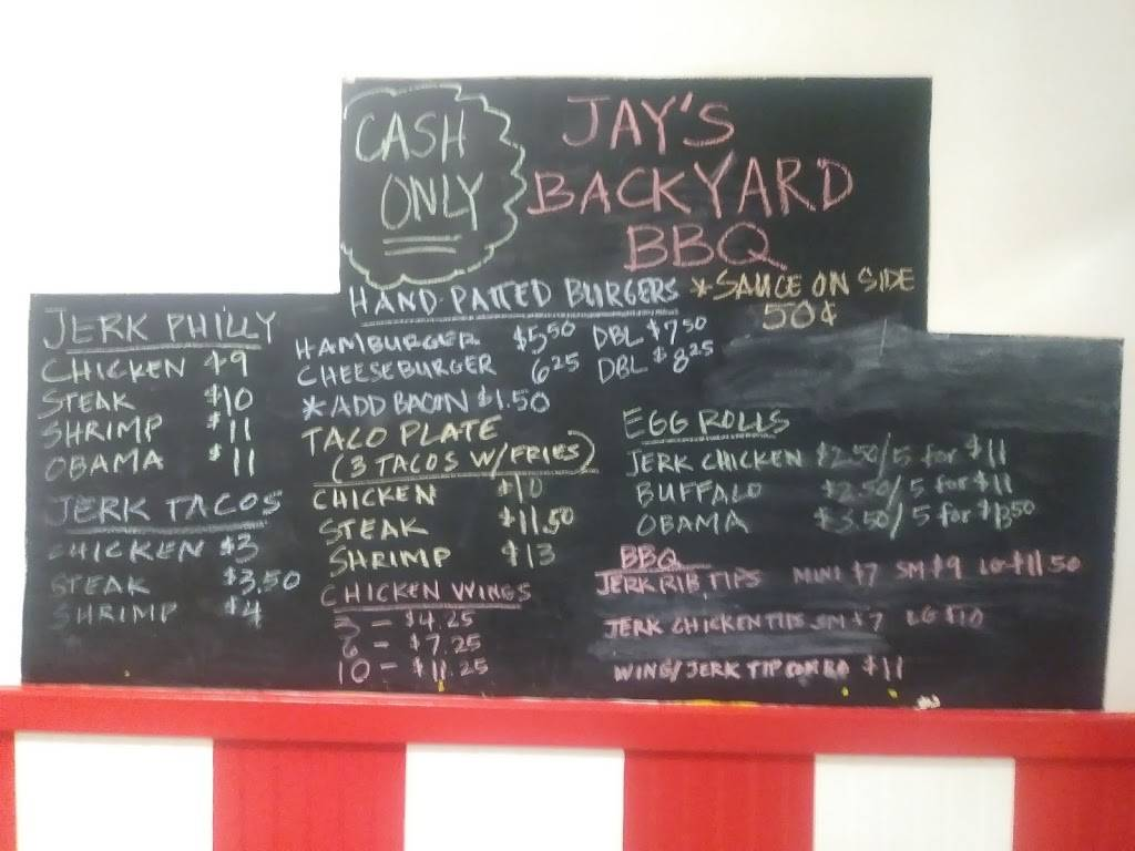 JAYS BACKYARD BBQ | restaurant | 5604 W Division St, Chicago, IL 60651, USA | 7734173830 OR +1 773-417-3830