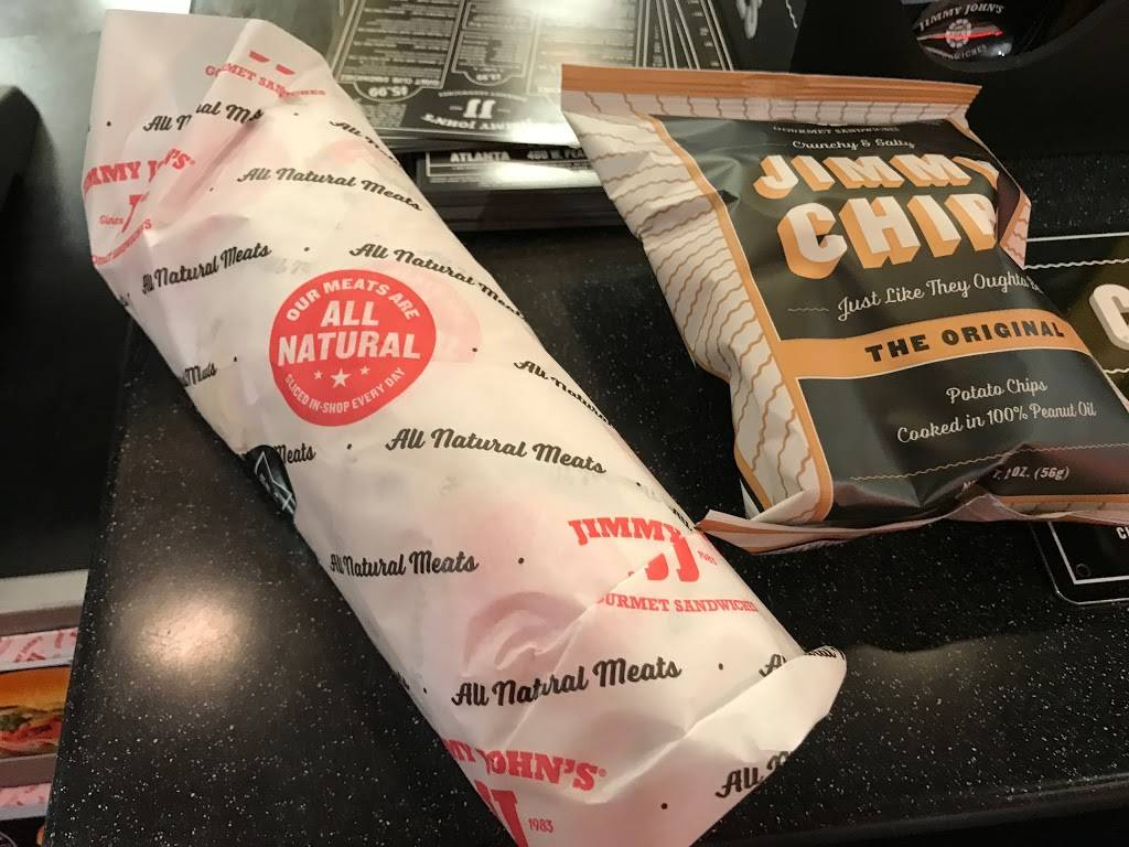 Jimmy Johns | meal delivery | 60 Luckie St NW, Atlanta, GA 30303, USA | 4044746330 OR +1 404-474-6330