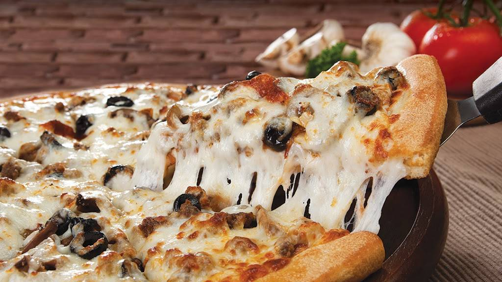 Godfathers Pizza | meal delivery | 1890 N Deffer Dr, Nixa, MO 65714, USA | 4177254933 OR +1 417-725-4933