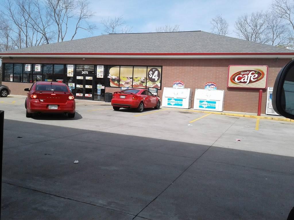 Speedy Café   restaurant   2475 Tiny Town Rd, Clarksville, TN 37040, USA   9315513484 OR +1 931-551-3484