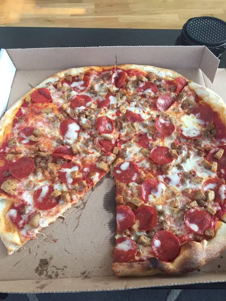 Pizzeria Las Americas   restaurant   3713, 260 Warren St, Jersey City, NJ 07302, USA   2014321544 OR +1 201-432-1544