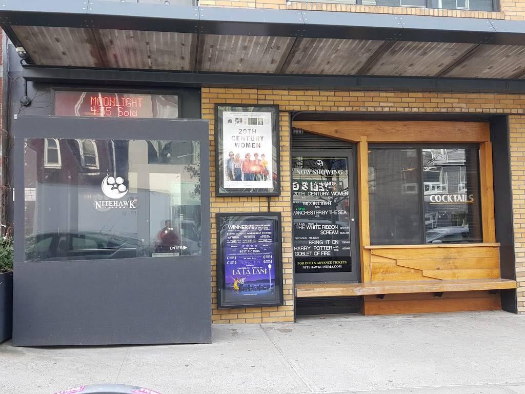 Nitehawk Cinema | restaurant | 136 Metropolitan Ave, Brooklyn, NY 11249, USA | 7187828370 OR +1 718-782-8370