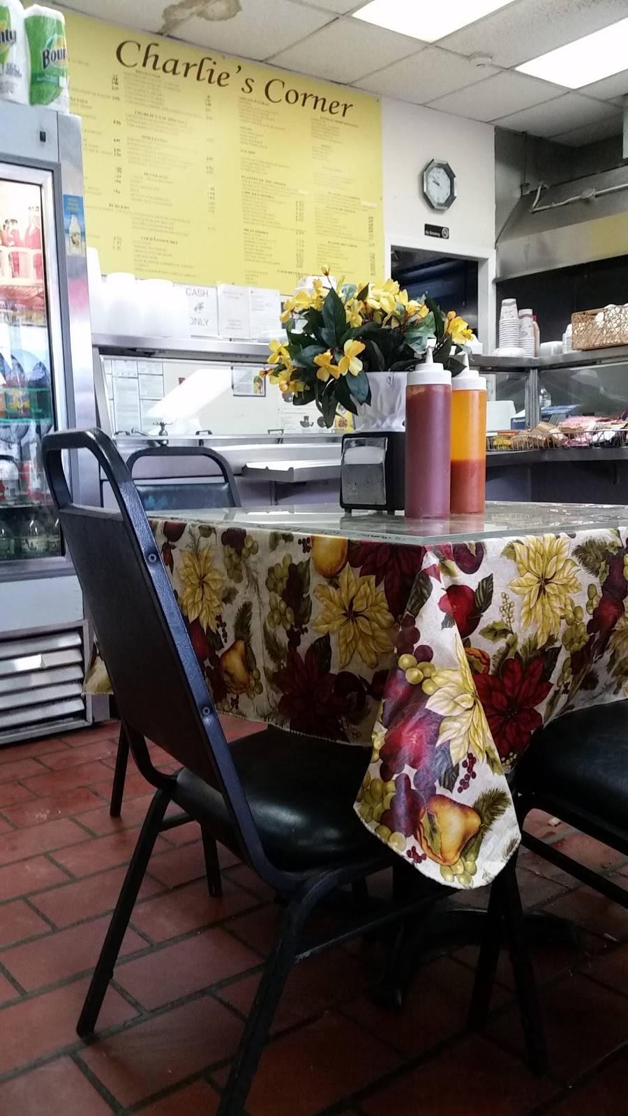 Charlies Corner Inc | restaurant | 537 Park Ave, Brooklyn, NY 11205, USA | 7188759705 OR +1 718-875-9705