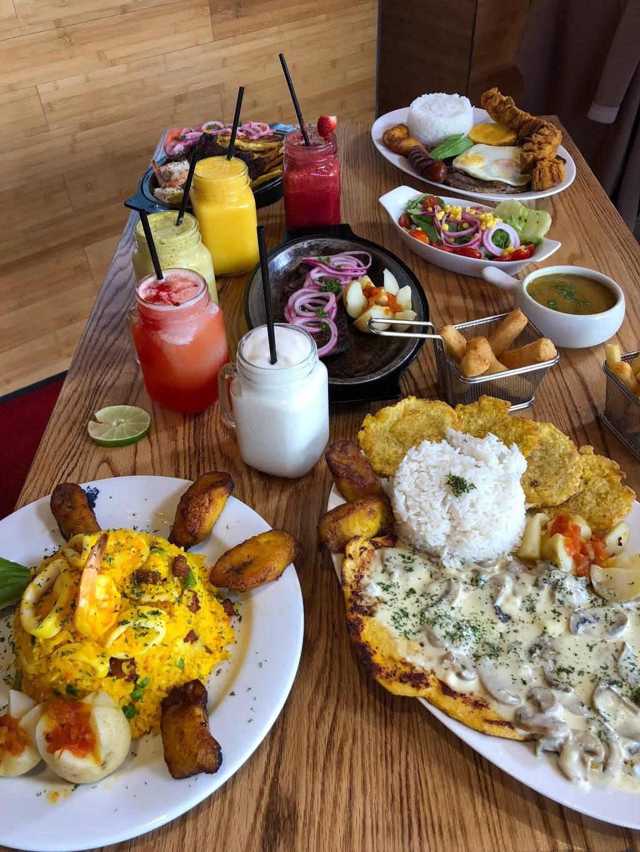 Noches De Colombia Hackensack | cafe | 382 Main St, Hackensack, NJ 07601, USA | 2018808400 OR +1 201-880-8400