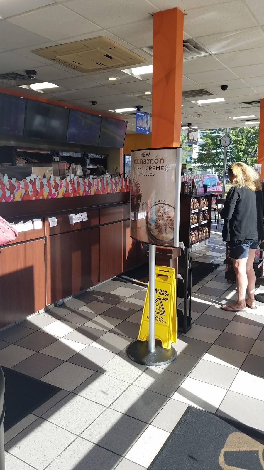 Dunkin Donuts | cafe | 343 NJ-17, Hasbrouck Heights, NJ 07604, USA | 2012889639 OR +1 201-288-9639
