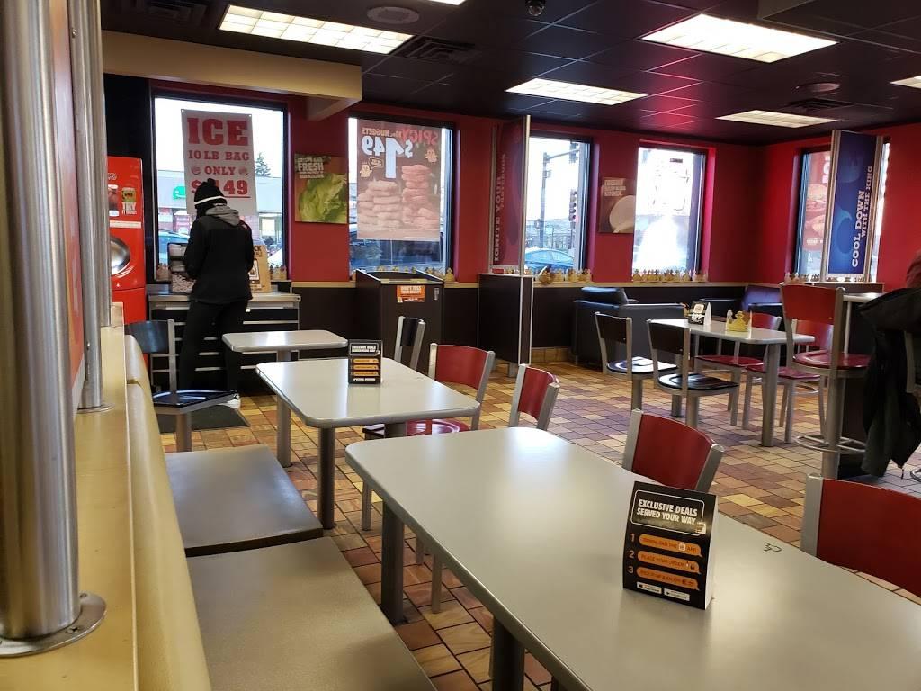 Burger King | restaurant | 1829 Dempster Street, Evanston, IL 60201, USA | 8477338740 OR +1 847-733-8740