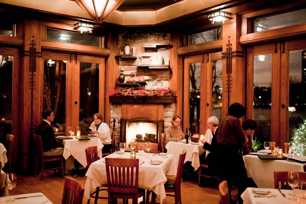 North Pond   restaurant   2610 N Cannon Dr, Chicago, IL 60614, USA   7734775845 OR +1 773-477-5845