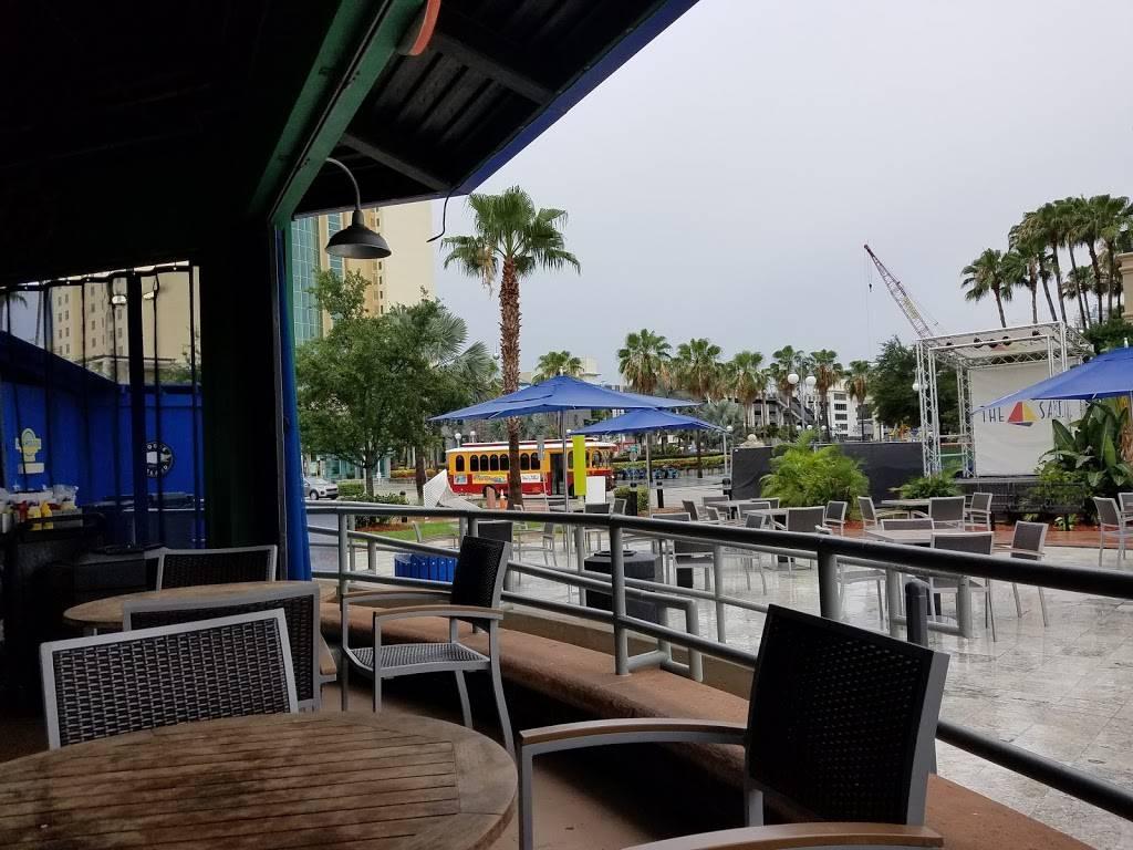 The Sail Pavilion Restaurant 333 S Franklin St Tampa