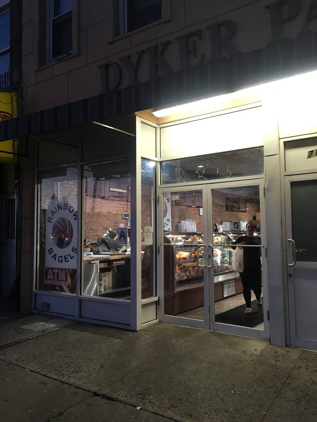 Dyker Park Bagels | cafe | 713 86th St, Brooklyn, NY 11228, USA | 7188366336 OR +1 718-836-6336